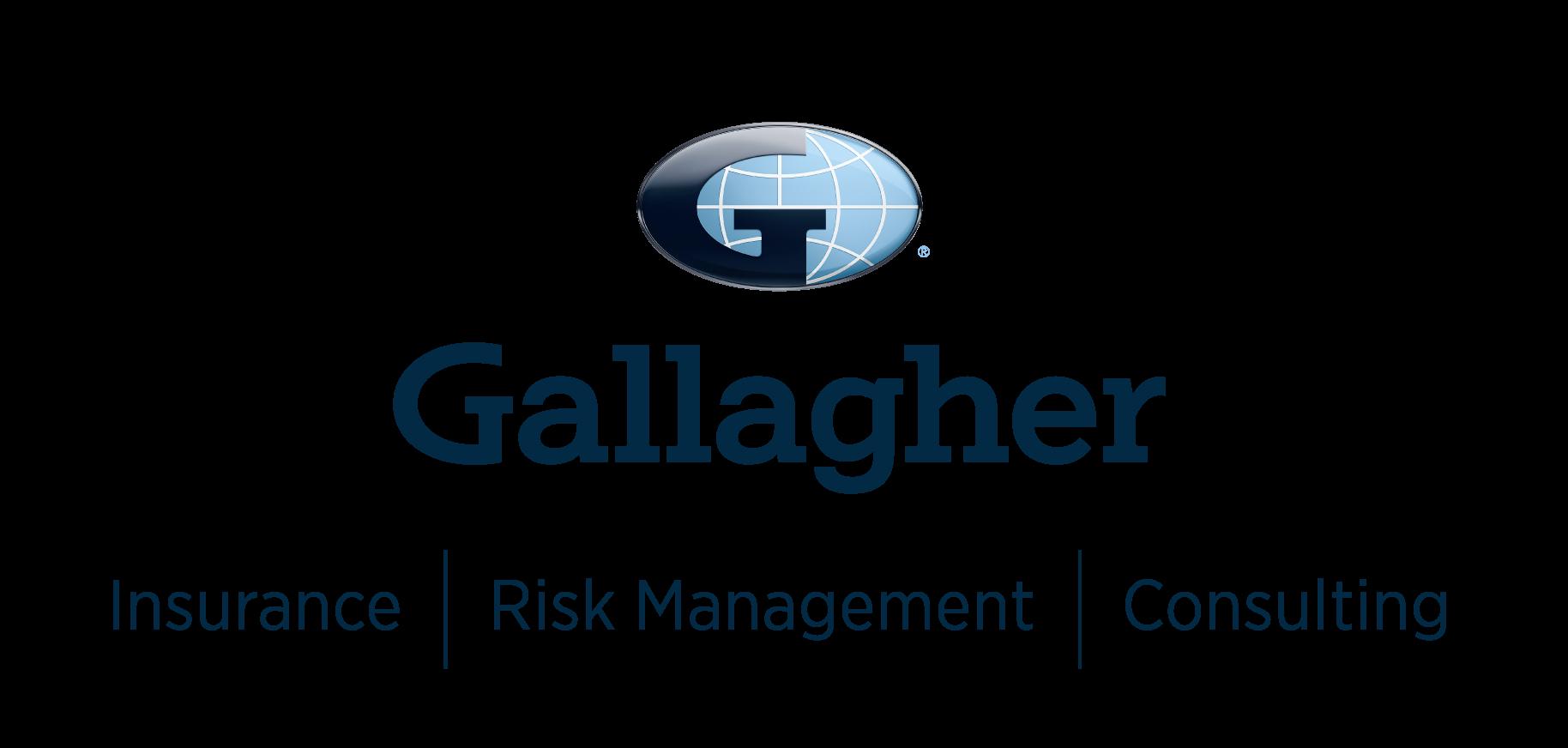 Stacked Logo - Gallagher Brand Center